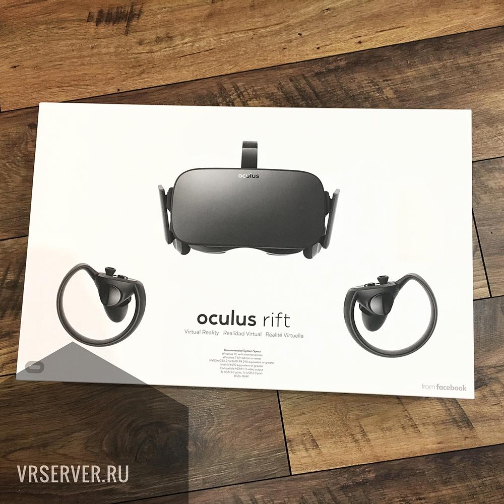 Купить Oculus Rift CV1 - 1