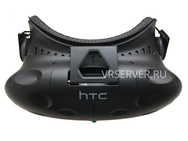 кожаная подушка для HTC Vive