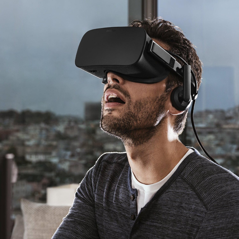 Очки Oculus Rift CV1
