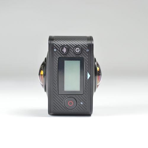 Панарамная видео камера Homido Cam 360