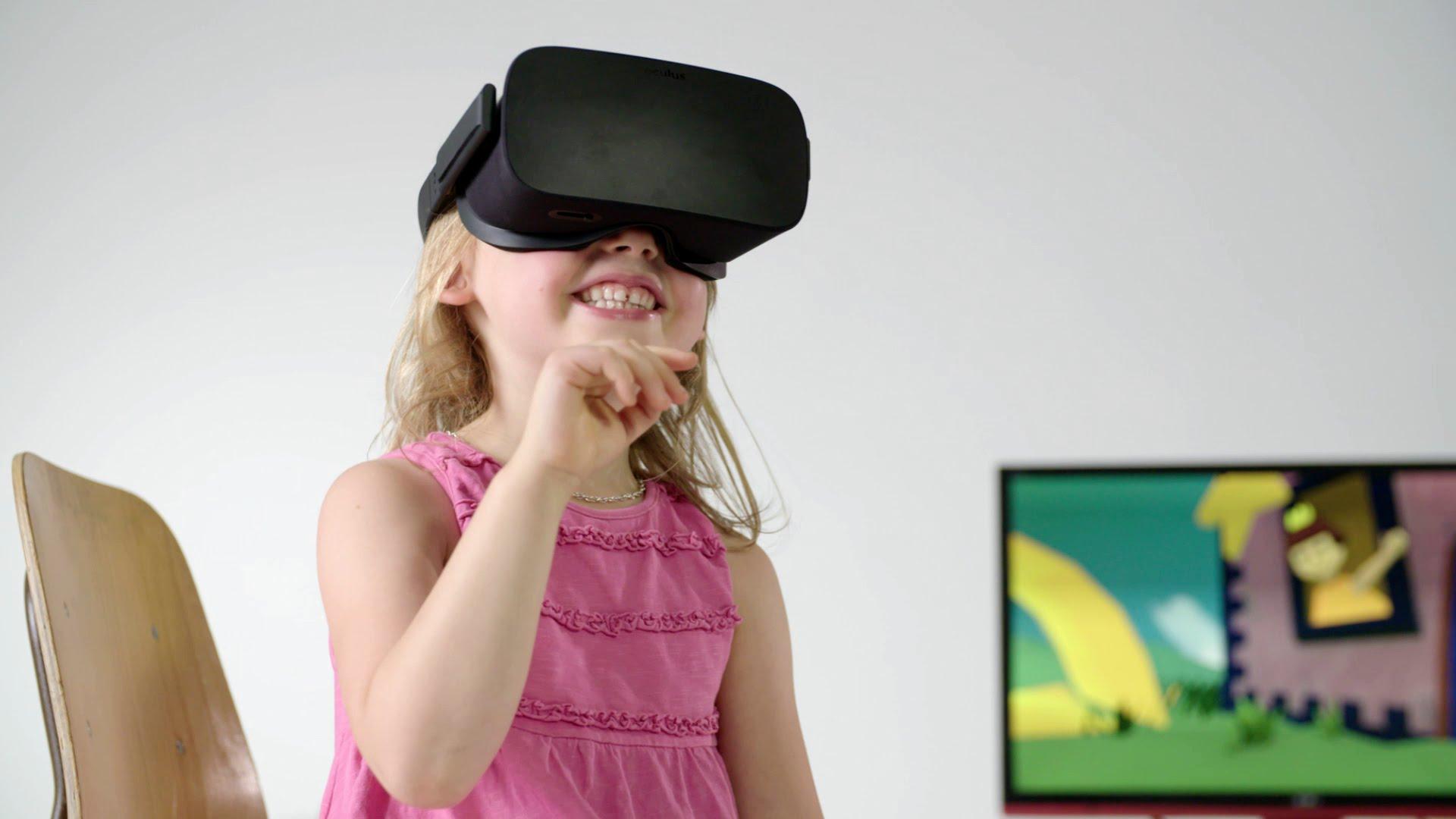VR на День Рождения