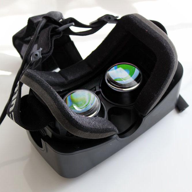 Виртуальные очки Oculus Rift DK2