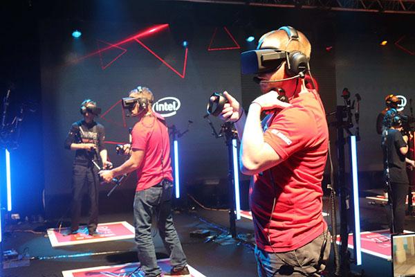 VR Тимбилдинг для сотрудников
